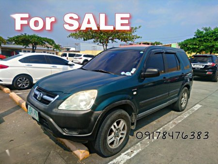 Honda Cr-V 2002 for sale in Santa Rosa