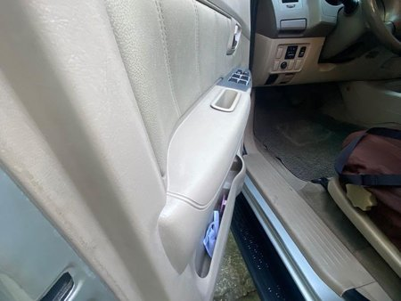 Sell Silver 2008 Toyota Fortuner in Taytay
