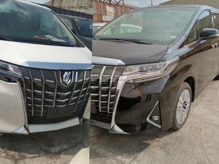Sell Brand New 2020 Toyota Alphard in Manila