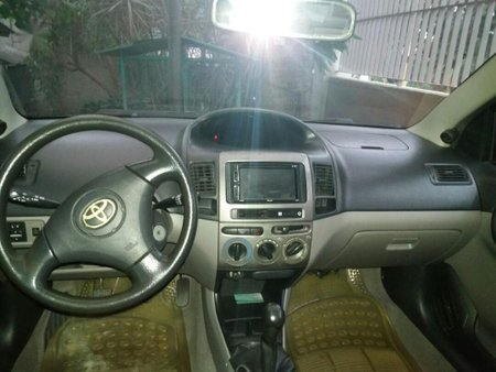 Selling Black Toyota Vios 2006 in Cabuyao