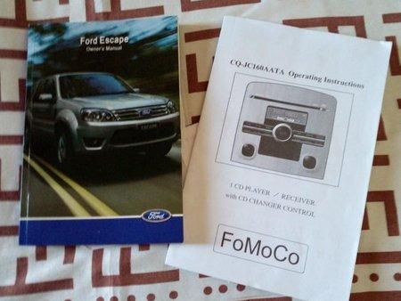 Black Ford Escape 2010 for sale in Automatic