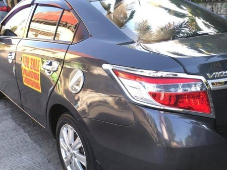 Black Toyota Vios 2008 for sale in Tagum
