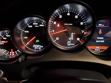 Black Porsche Cayenne 2012 for sale in Manila