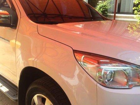 Selling White Chevrolet Trailblazer 2013 in Pasig
