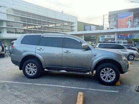 Silver Mitsubishi Montero 2014 for sale in Manila