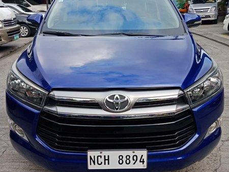 2016 Toyota Innova 2.8 G