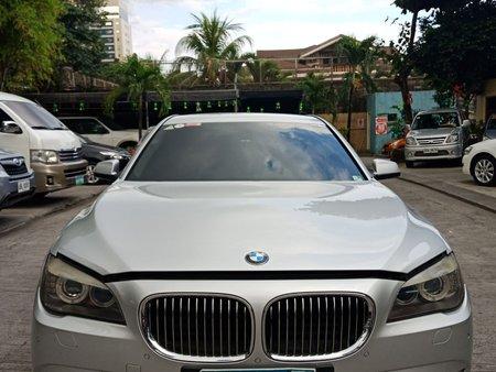 2010 BMW 730D