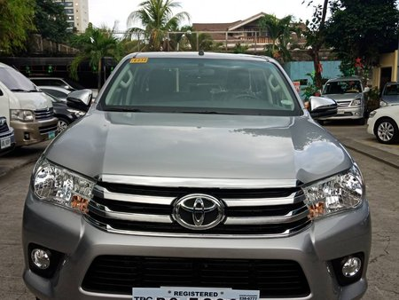 Brand New 2019 Toyota Hilux in Pasig