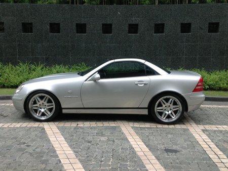 1998 Mercedes-Benz SLK 230 for sale