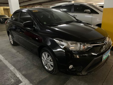 2016 Toyota Vios E 1.3 AT For Sale