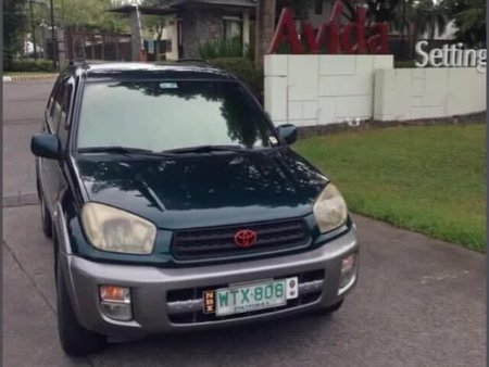 Toyota Rav4 2.0 A/T 4x2 2001