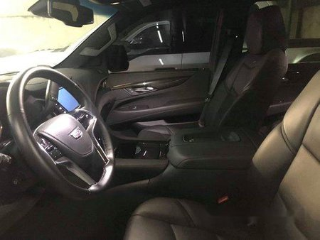 Sell 2017 Cadillac Escalade in Quezon City