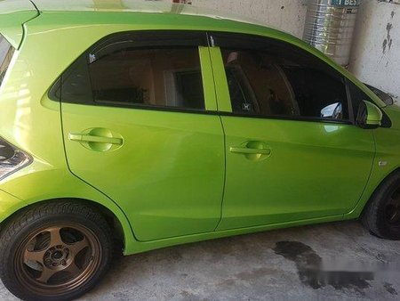 Selling Green Honda Brio 2016 in Manila
