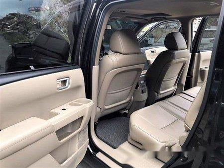 Black Honda Pilot 2012 for sale in Automatic