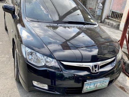 Selling Honda Civic 2008 in Caloocan