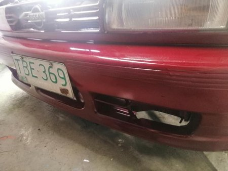 Sell Red 1992 Nissan Sentra in Taytay