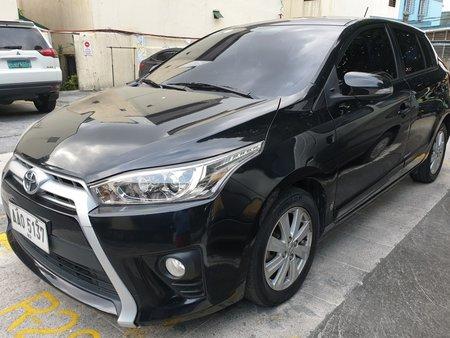 2014 Toyota Yaris 1.5 G AT