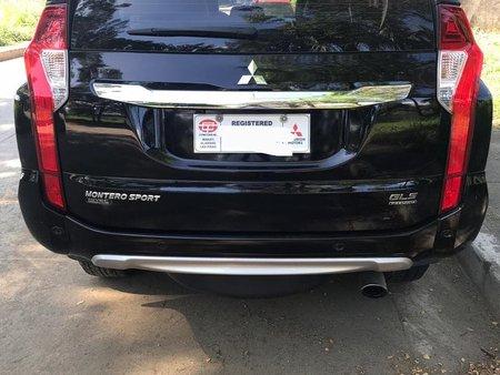 2017 Mitsubishi Montero Sport GLS Premium