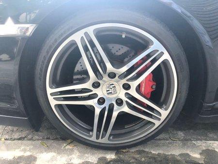 Black Porsche 911 2008 for sale in Automatic