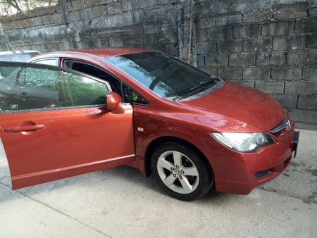 Sell Orange 2006 Honda Civic in Manila