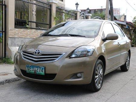 2013 Toyota Vios 1.3G Automatic