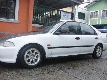 Honda Civic Esi 1994 Model Automatic Transmission