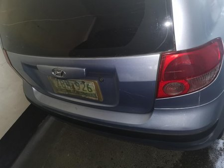 Sell Blue 2005 Hyundai Getz in Quirino