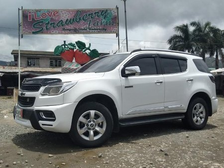 Sell White 2016 Chevrolet Trailblazer in Manila