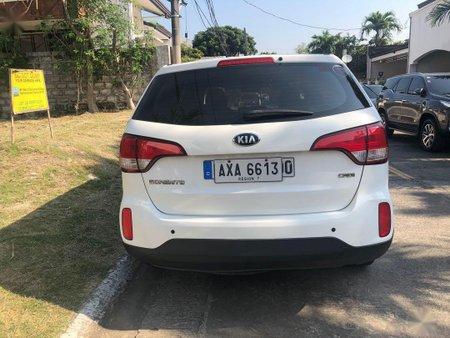 Sell 2015 Kia Sorento in Manila