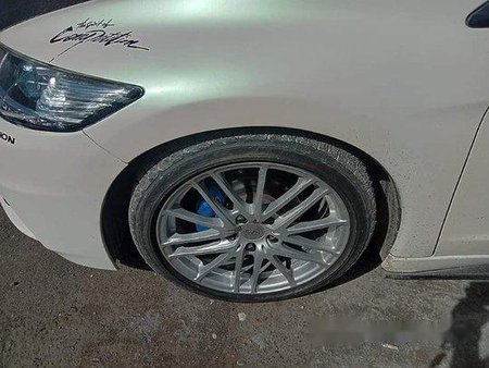 Sell White 2013 Honda Cr-Z at 38000 km
