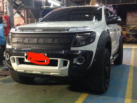 White Ford Ranger 2015 for sale in Manila