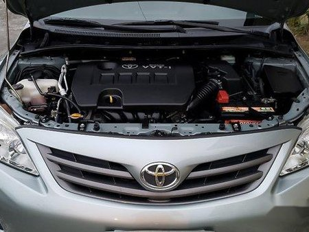 Sell Silver 2012 Toyota Corolla Altis at 61300 km