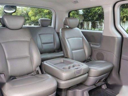 Selling Silver Hyundai Grand starex 2014 in Quezon City