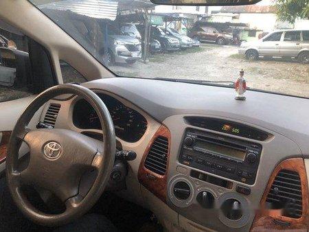 Black Toyota Innova 2008 Automatic for sale
