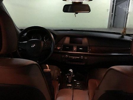 Silver Bmw X5 2010 Automatic for sale
