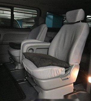 Selling Silver Hyundai Grand Starex 2014 Automatic Diesel