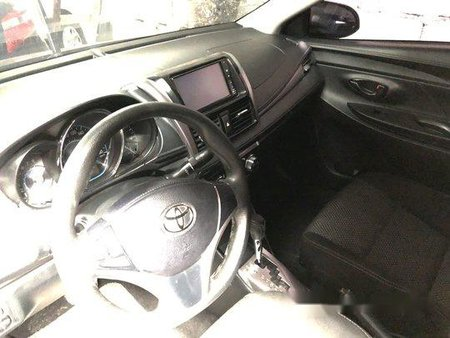 Black Toyota Vios 2016 for sale in Quezon City