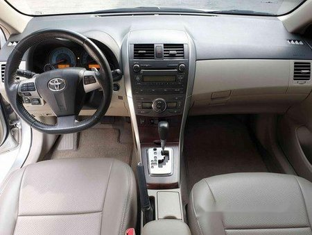 Sell Silver 2013 Toyota Corolla Altis in Las Pinas