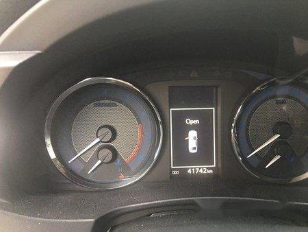 Black Toyota Corolla Altis 2016 for sale in Antipolo