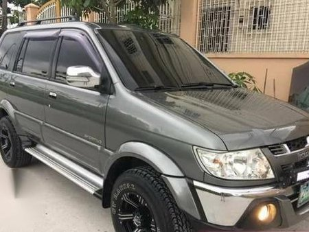 Sell Grey 2007 Isuzu Crosswind in Muntinlupa
