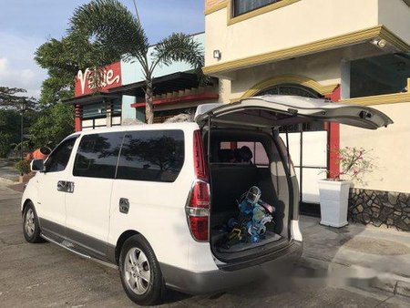 White Hyundai Grand Starex 2012 for sale in Bacoor