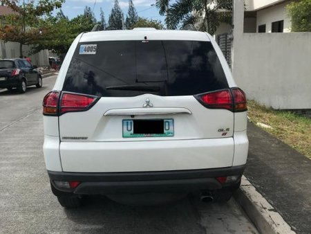 Mitsubishi Montero Sport 2012 for sale in Manila