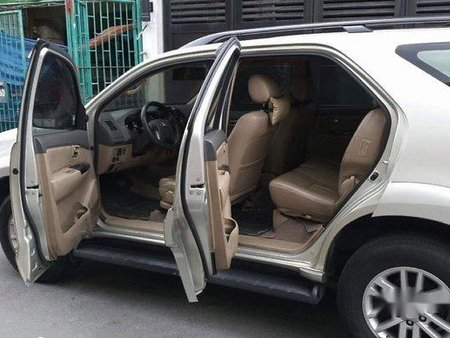 Toyota Fortuner 2012 at 42282 km for sale