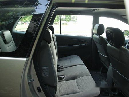 Beige Toyota Innova 2008 for sale in Talisay