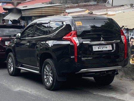 Black Mitsubishi Montero 2018 for sale in San Pablo