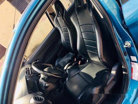 Blue Mitsubishi Mirage 2014 Manual for sale