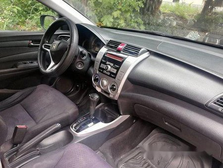 Silver Honda City 2009 Automatic for sale