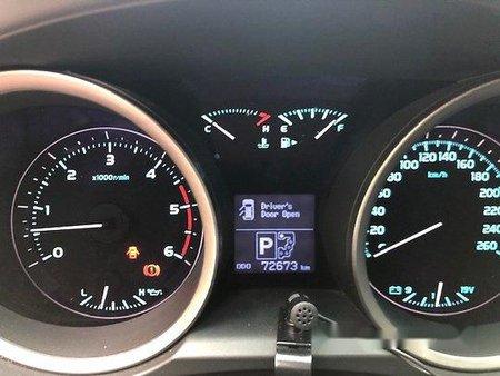 Selling Toyota Land Cruiser 2007 at 72673 km