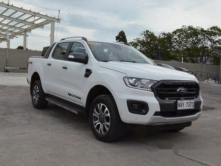 Sell White 2019 Ford Ranger in Parañaque