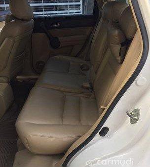 White Honda Cr-V 2008 Automatic for sale